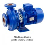 Close-coupled pumps can be used for...