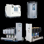 Booster pumps & systems