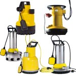 Fully submersible pump for portable...