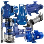 Rental pumps / Pumps to rent